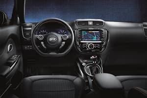 2018 Kia Soul Interior Dashboard