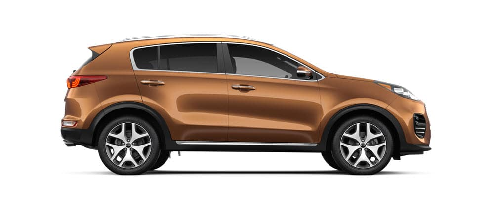 2019 Kia Sportage Burnished Copper