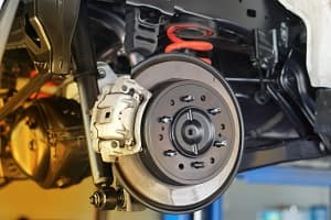 Brake Pads vs Rotors