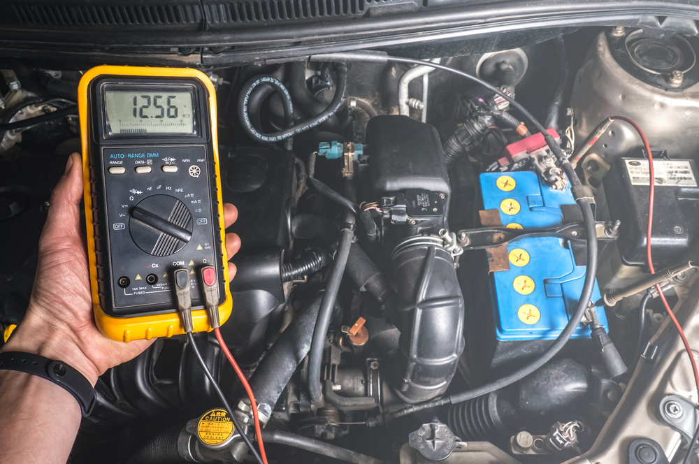 How To Check Your Car Battery Voltage D Iberville Ms Pat Peck Kia