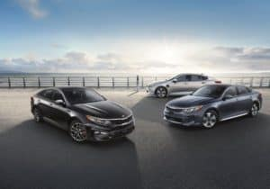 2019 Kia Optima models
