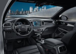 2019 Kia Sorento SX Limited Interior
