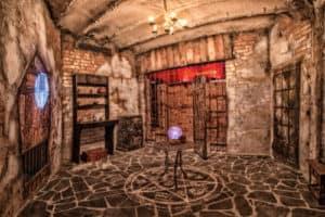 empty escape room