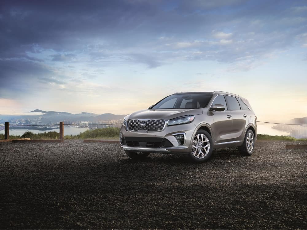 2019 Kia Sorento Lease near Diberville, MS