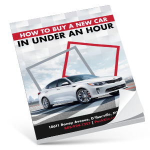 How to Buy a New Car in Under an Hour