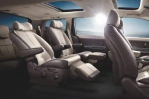 2019 Kia Sedona Interior Features