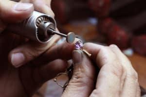 Jewelry Repair at W.P. Shelton Jewelers