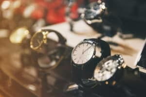 Luxury Watches at W.P. Shelton Jewelers