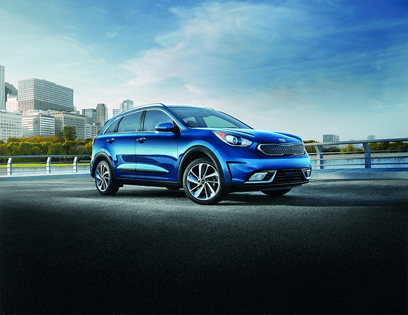 2019 Kia Niro Touring Blue