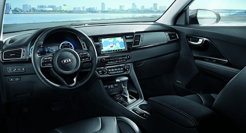 2019 Kia Niro Touring Interior