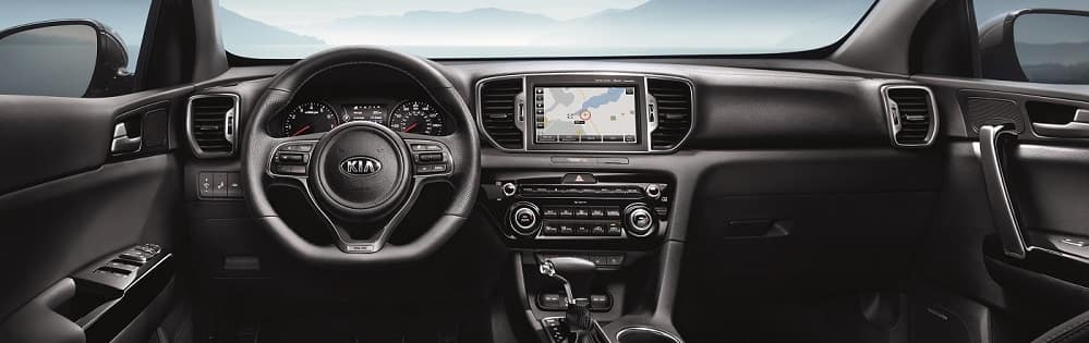 Kia Sportage Safety Features