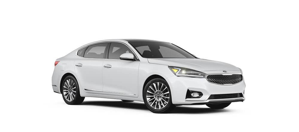 2019 Cadenza Premium in Snow White Pearl