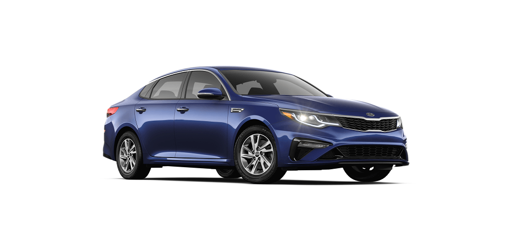 2019 Kia Optima LX in Horizon Blue