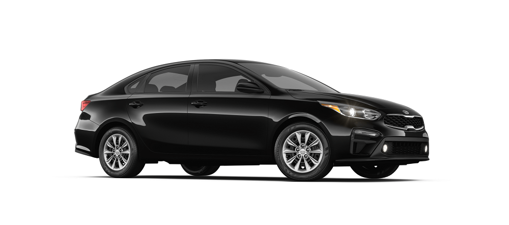 2019 Kia Forte Fe in Aurora Black
