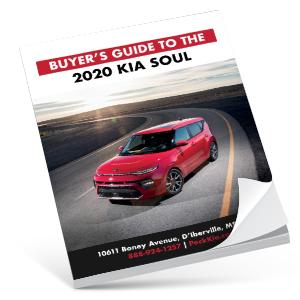 2020 Kia Soul