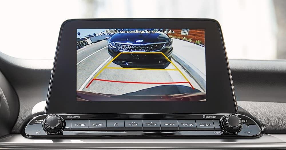 Kia Forte Safety Technology