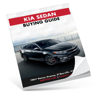 Kia Sedan Buyers Guide