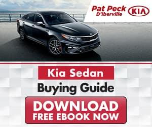 Kia Sedan Buying Guide eBook CTA