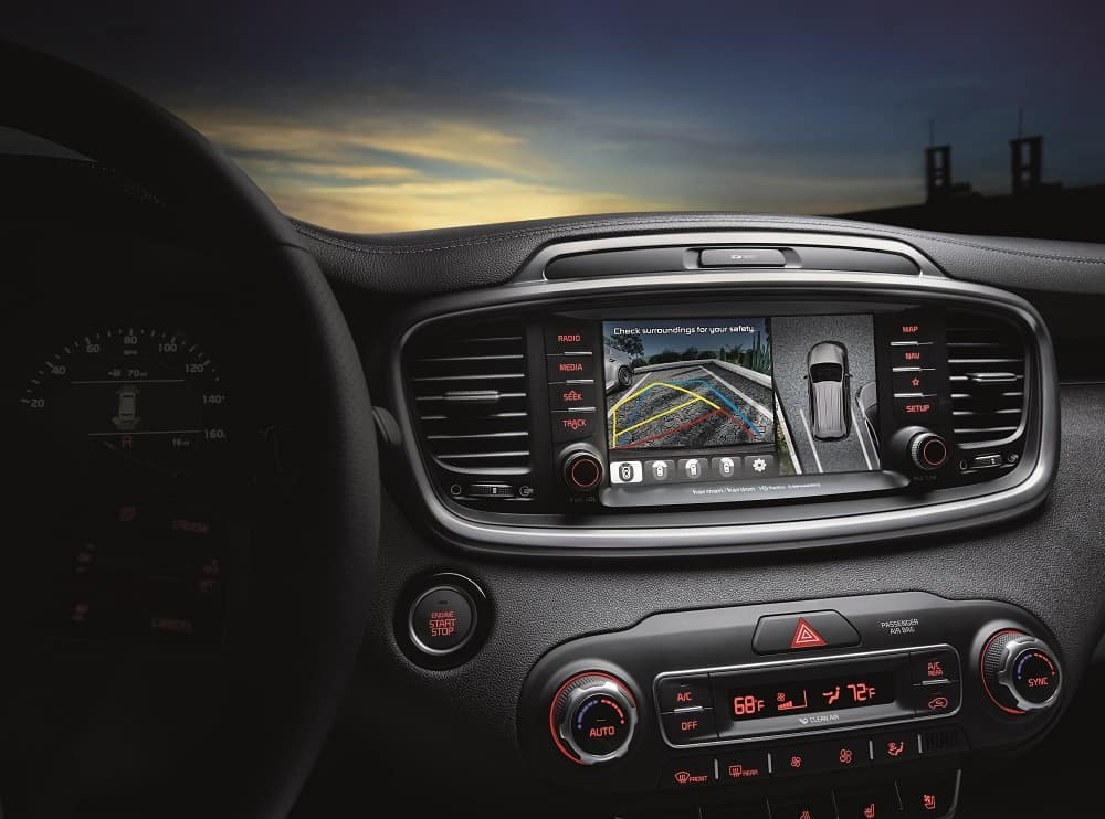 Kia Sorento Technology