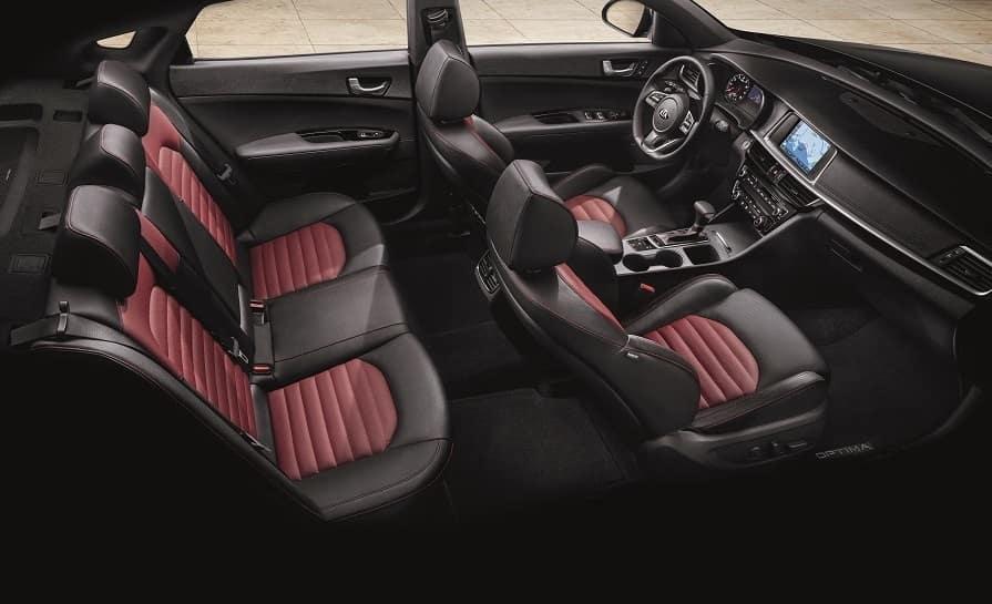 Kia Optima Interior