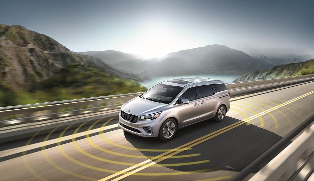Kia Sedona Safety