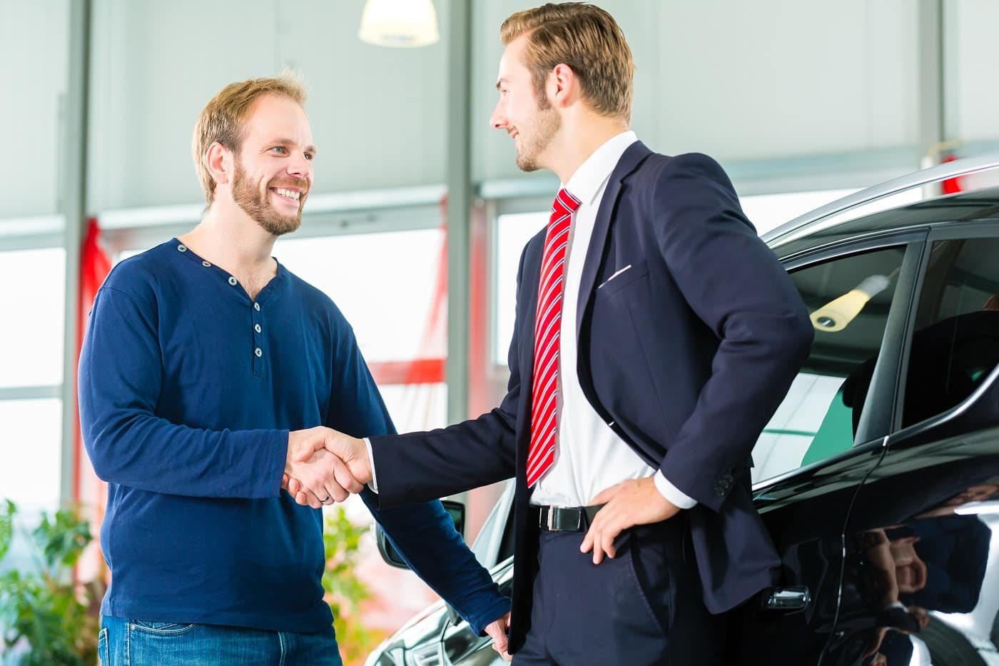Trading in Car