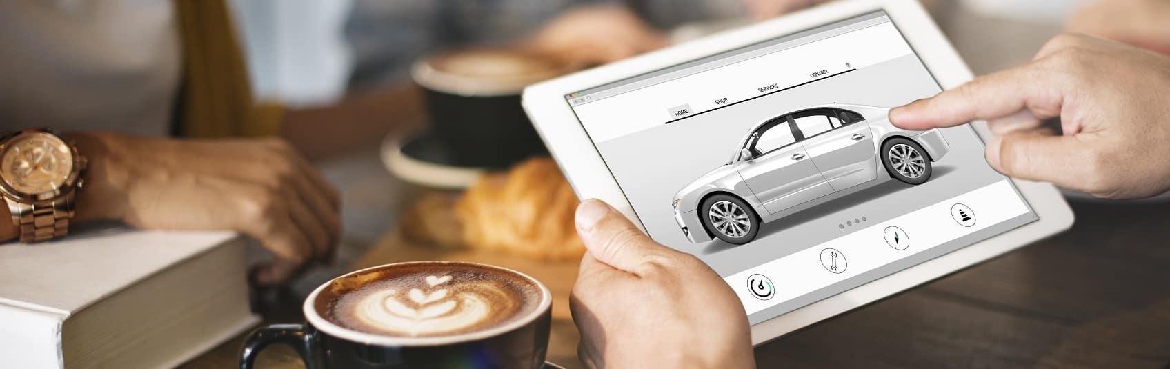 Online Car Shopping
