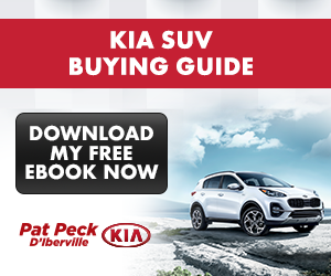 Kia SUV Buying Guide eBook CTA