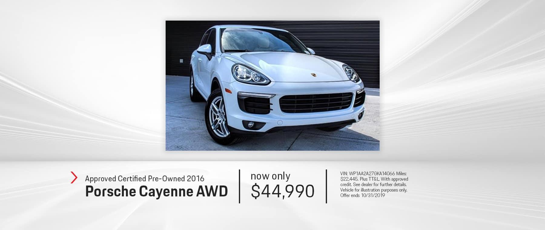 El Paso Car Dealerships >> Porsche El Paso Luxury Sports Car Dealership In El Paso Tx