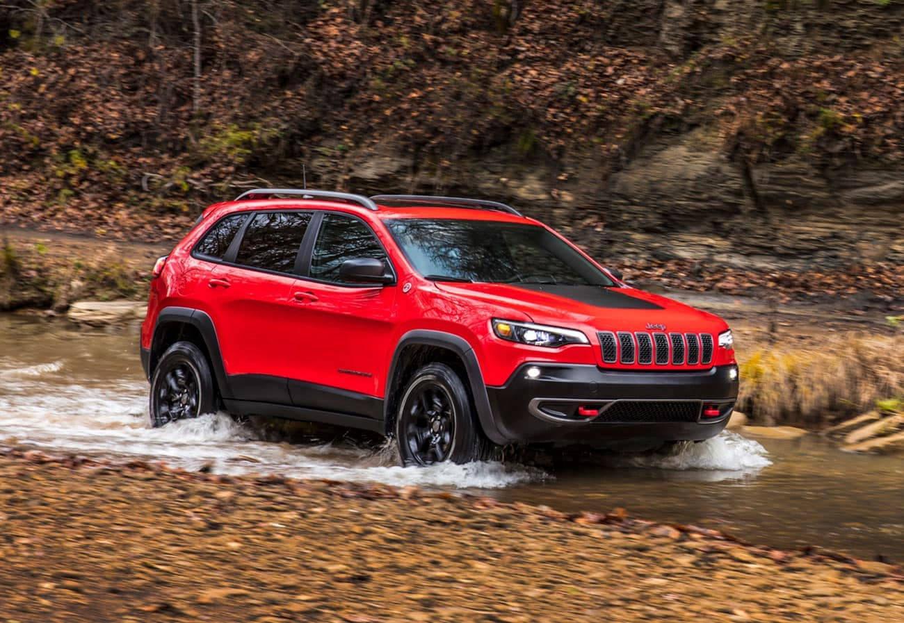 Jeep Dealership San Diego >> Find Jeep Cherokee Compact Crossover SUVs for Sale in San ...