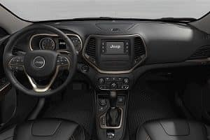2019 Jeep Cherokee Interior