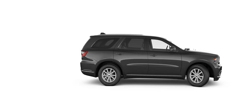 2019 Dodge Durango Gray