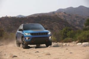 2019 Jeep Compass Performance Technology