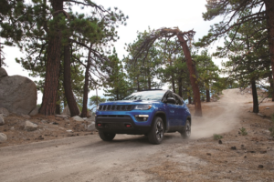 2019 Jeep Compass Safety Technology