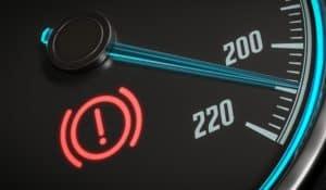 Brake Light Indicator