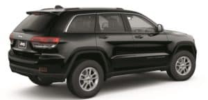 Jeep Grand Cherokee Black