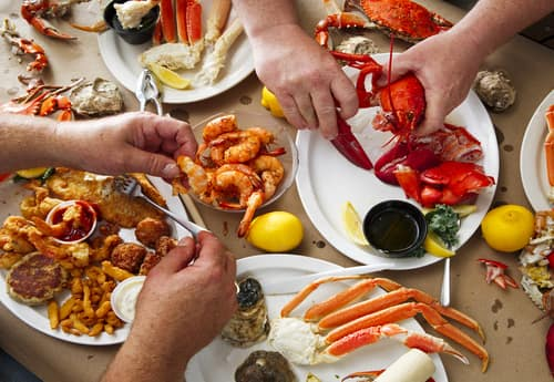Seafood Restaurants Near Rockwall, TX