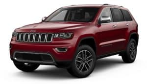 Jeep Grand Cherokee vs Toyota 4Runner