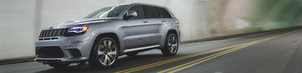 2019 Jeep Grand Cherokee Towing Capacity
