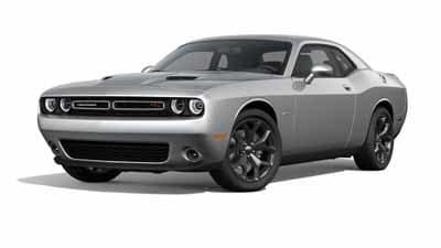 2019 Dodge Challenger Billet Silver