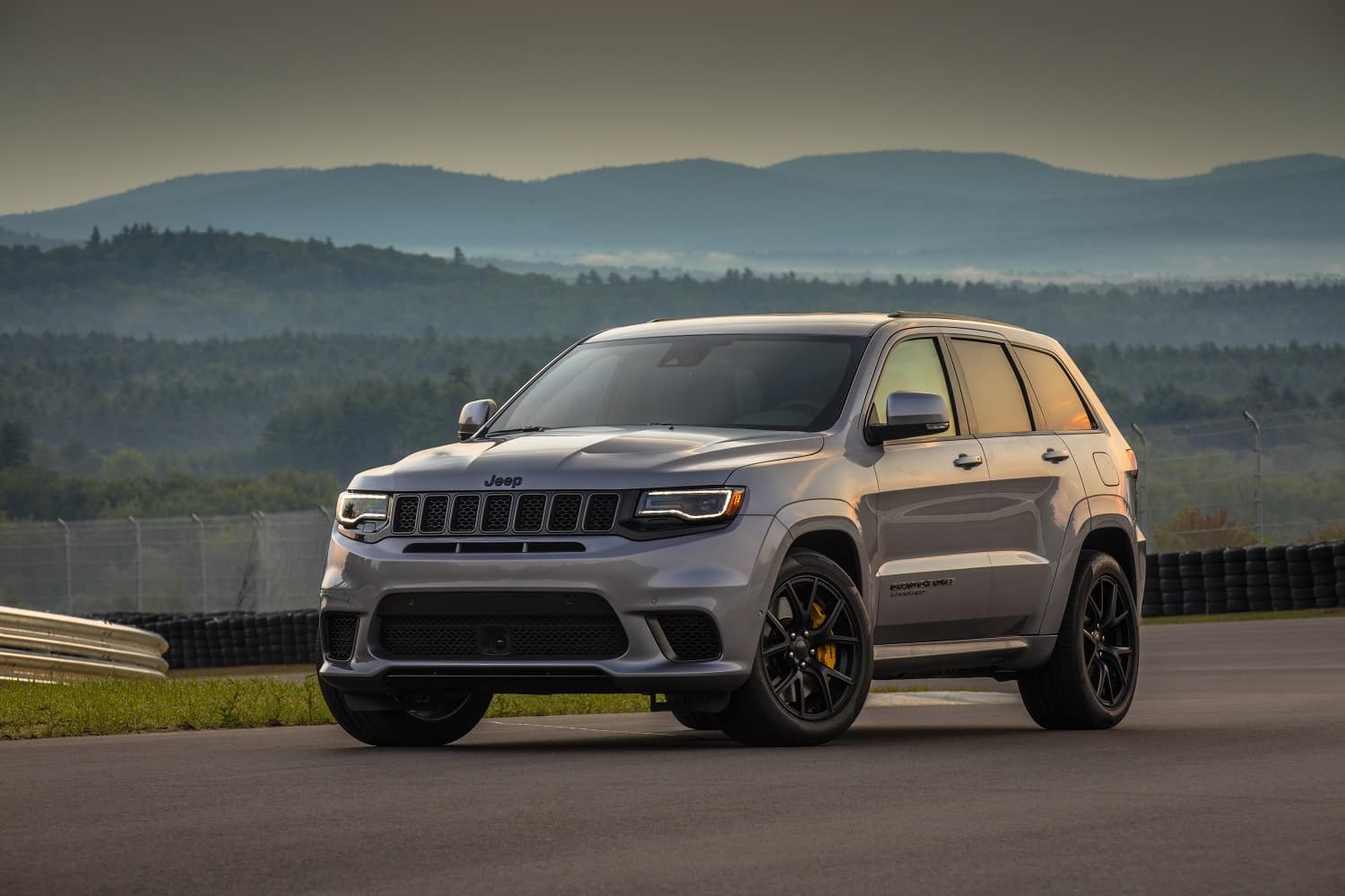 2019 Jeep Grand Cherokee Billet Silver