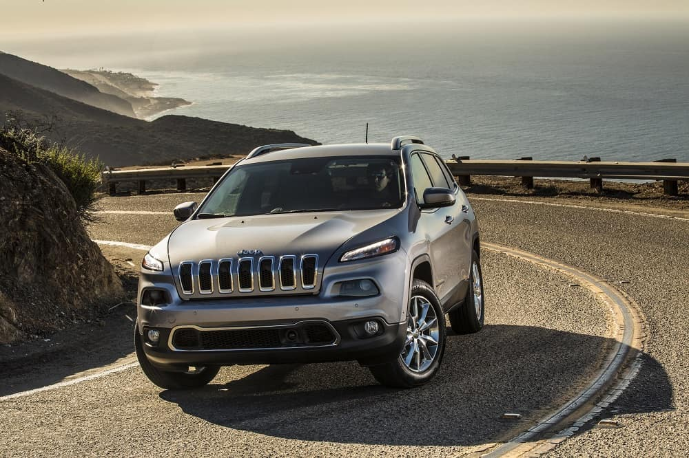 2019 Jeep Cherokee Limited Billet Silver