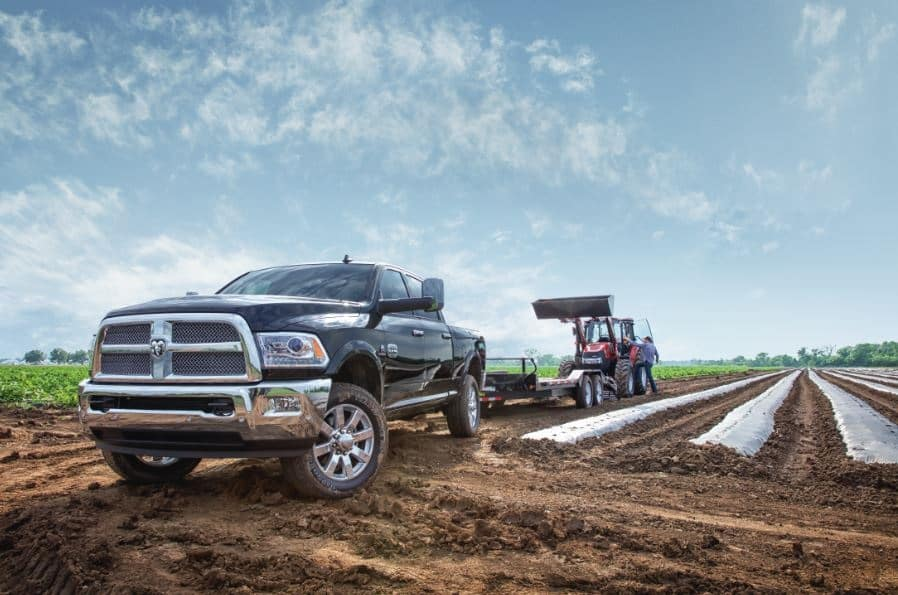 Ram 2500 Performance Features