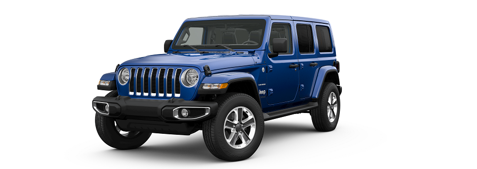 What Is the Difference Between the Jeep Wrangler vs Unlimited?