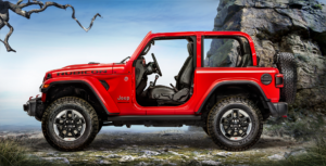 Jeep Wrangler Towing Capacity and Engine Lineup