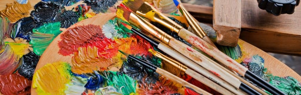 Create Unique Art at a Paint & Sip around Rockwall TX