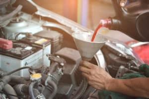 Replace Transmission Fluid Rockwall CDJR