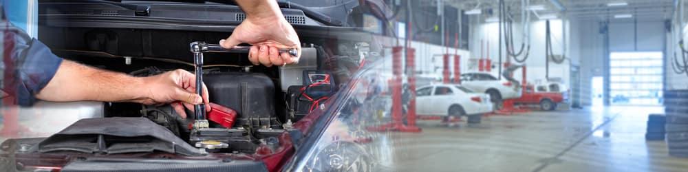 Car Maintenance Schedule Rockwall TX