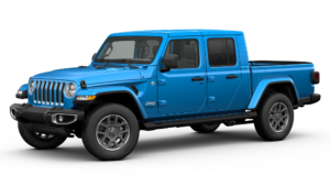 2020 Jeep Gladiator Blue Pearl