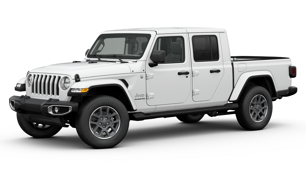 2020 Jeep Gladiator Punkn Metallic